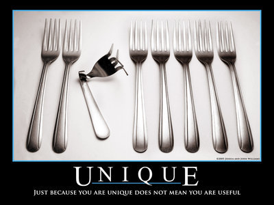 unique-fork