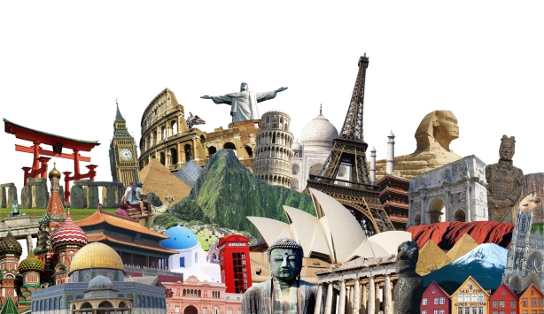 Abroad-Collage