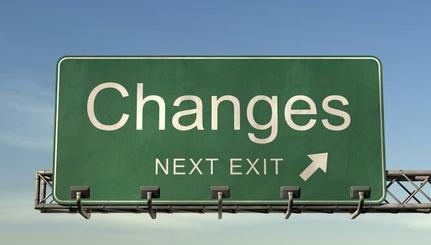 make that change direction