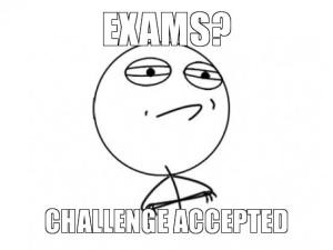 exams-challenge-accepted