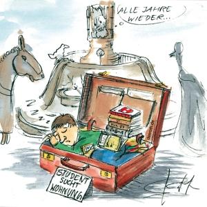 Student-sucht-wohnung-wohnungssuche-cartoon-karikatur